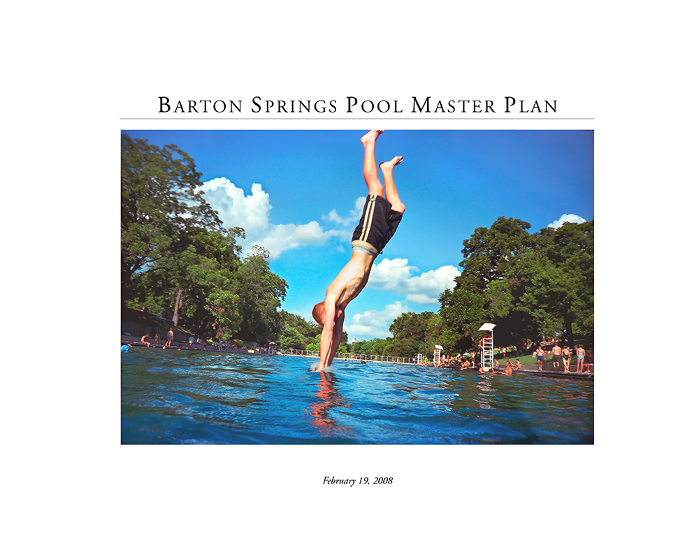 Barton Springs Pool Master Plan | Limbacher & Godfrey